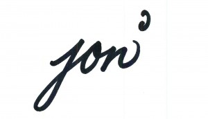 Joni's signature