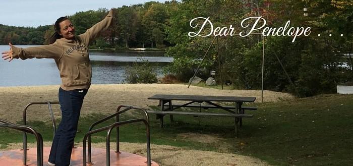 Dear Penelope . . .